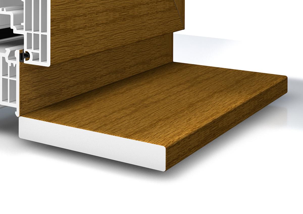 fensterbank eiche good fensterbank holz innen with fensterbank eiche fensterbank massivholz. Black Bedroom Furniture Sets. Home Design Ideas